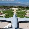 peterson air force base-jet