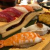 Sushi in Gotemba, Japan