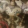 Lamps in Manama, Bahrain