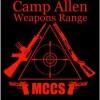 Camp Allen in Norfolk, Virginia