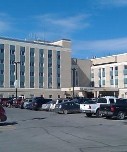 Fairbanks Memorial Hospital in Alaska