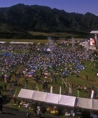 Country gold music festival