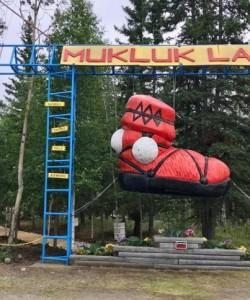 Mulkukland in Alaska