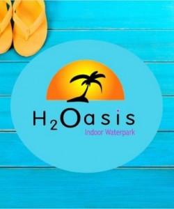 H2Oasis Indoor Waterpark Logo in Alaska