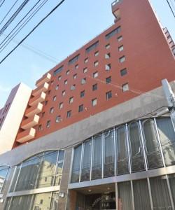 Fuji International Hotel in Sasebo, Japan