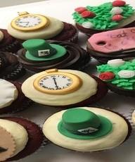 amber cupcakes