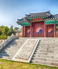 Gwollisa Temple Main Entrance