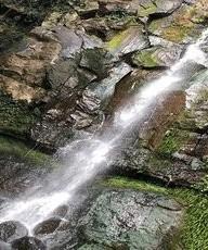 senryugataki falls 1 in Sasebo, Japan