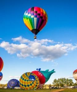 Saga Balloon Fest