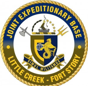 Joint Expeditionary Base Little creek in Norfolk, Virginia