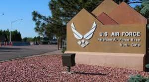 peterson air force base-gate