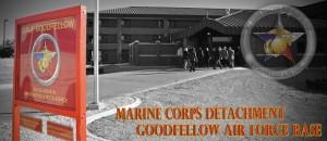 Marine Corps Detachment Goodfellow