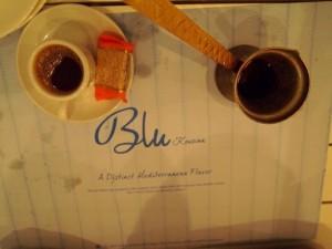 Blu Kouzina
