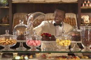 The Ritz Gourmet Lounge