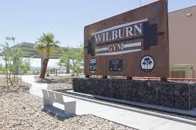 Wilburn Gym- 29 Palms Marine Base