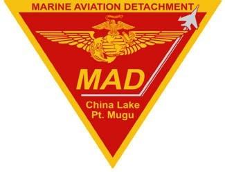Marine Aviation Detachment at China Lake - Point Mugu