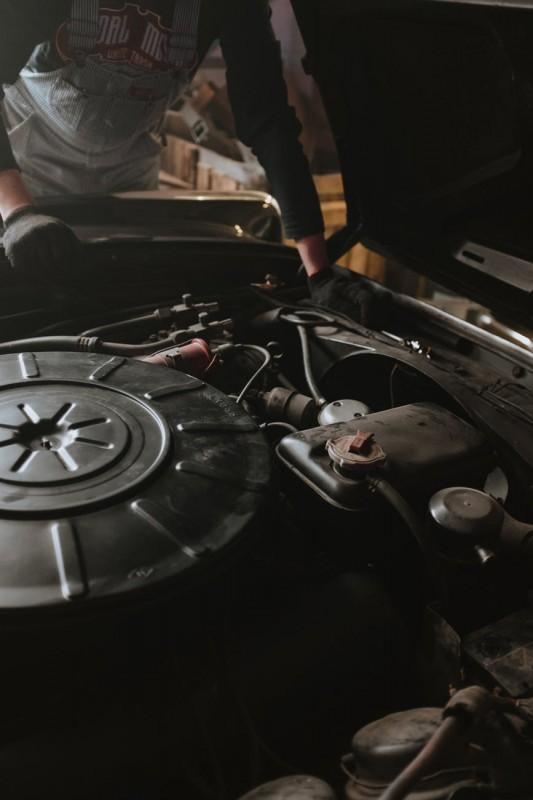 Auto Mechanic - Mr. Hassan Ali