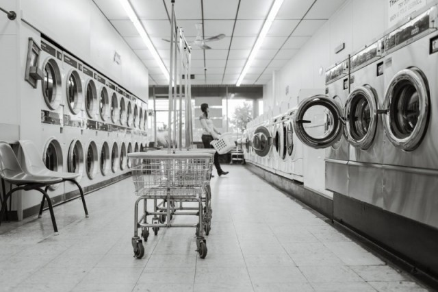 NEX Laundromat - Naval Base Bremerton