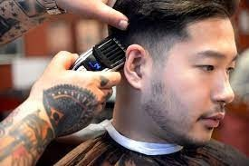 Barbershop - Osan Air Base