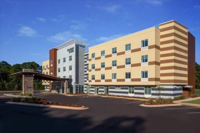 Fairfield Inn & Suites by Marriott Pensacola West I-10