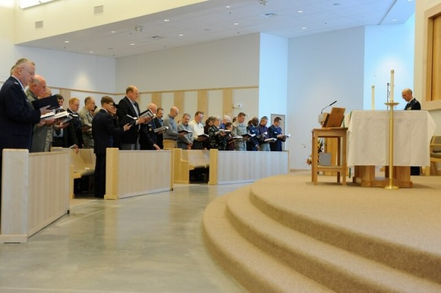 Chapel - Eielson AFB