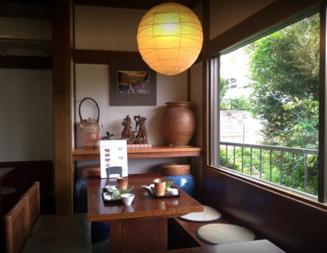 Sweet Shop, Chatei (The Garden of The Sun)  茶亭・葉山