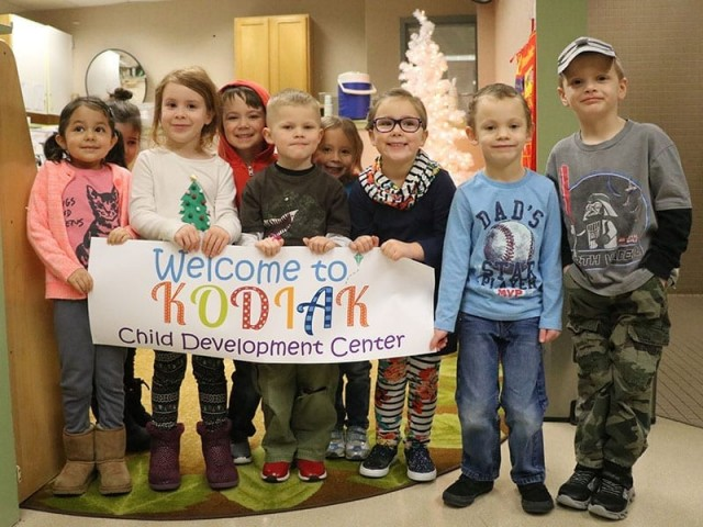 Kodiak Child Development Center - Joint Base Elmendorf-Richardson