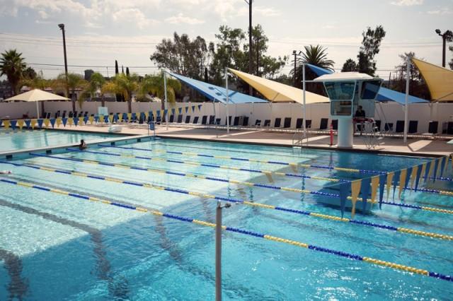 13 Area Pool- Camp Pendleton