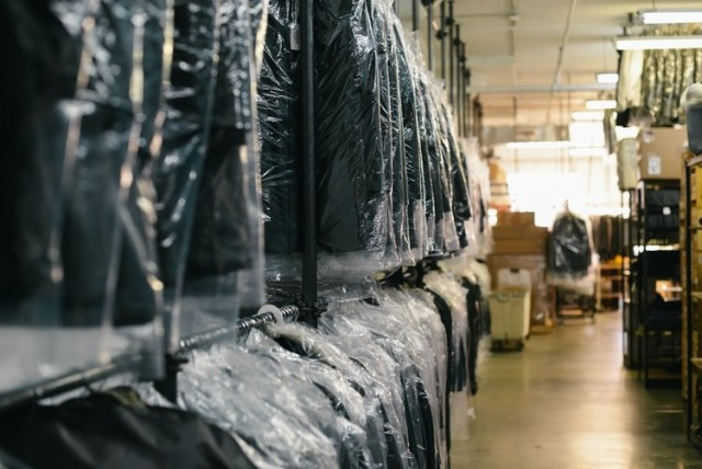 Dry Cleaning Services - NAF Atsugi