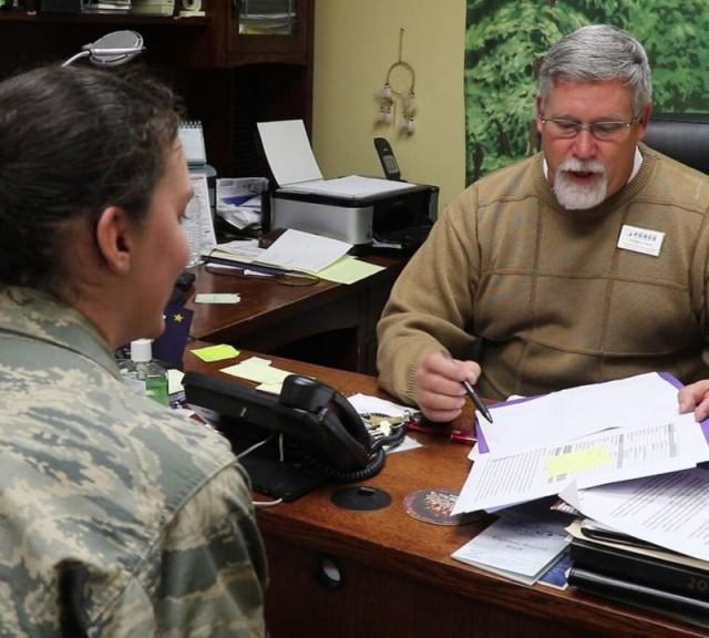 Employment Assistance - Joint Base Elmendorf-Richardson