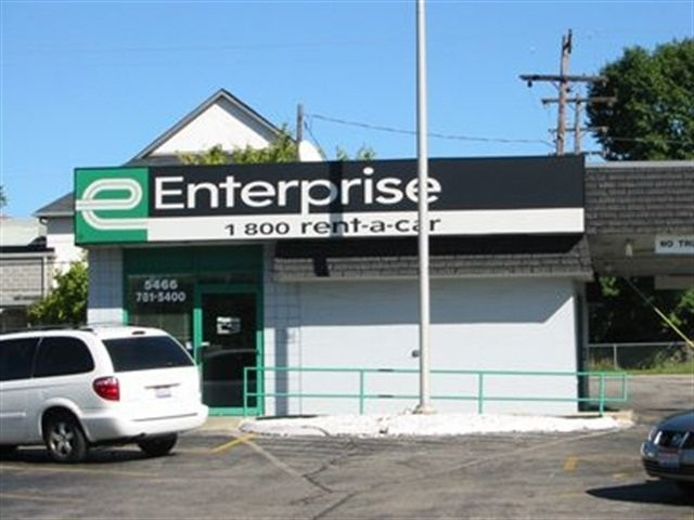 Enterprise Car Rental - NS Mayport