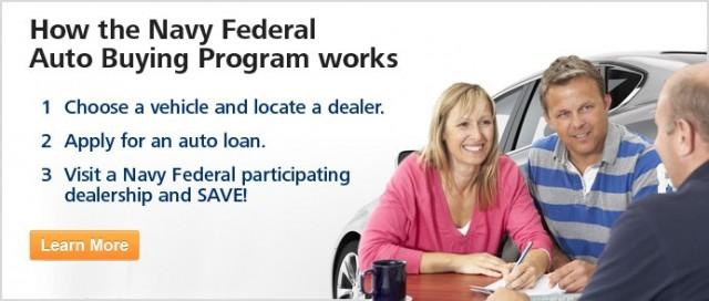 Overseas Navy Federal Auto Buying Program