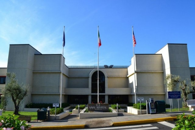 US Naval Hospital Sigonella