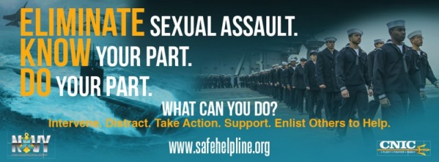 Sexual Assault Prevention and Response - Camp Fuji