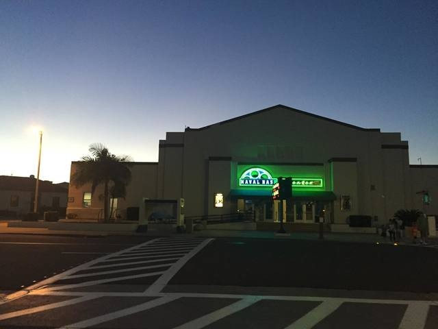 Naval Base San Diego Theater