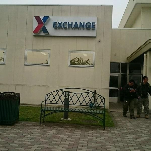 Main Exchange - Camp Fuji