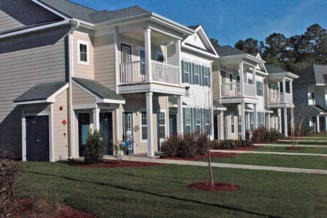 Unaccompanied Member Housing - Fort Stewart