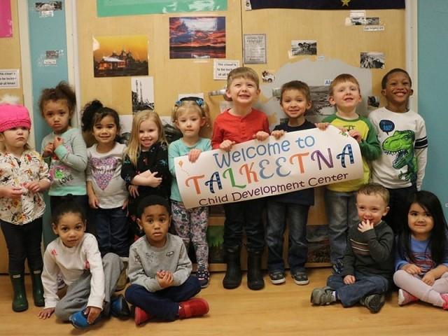Talkeetna Child Development Center - Joint Base Elmendorf-Richardson