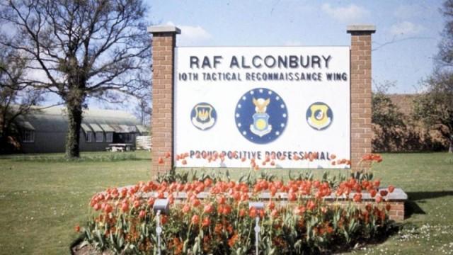 Royal Air Force Alconbury