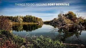 Fort Benning Bucket List