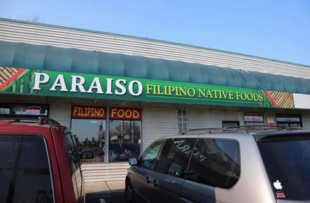 Paraiso Filipino Native Foods - Joint Base Lewis-McChord