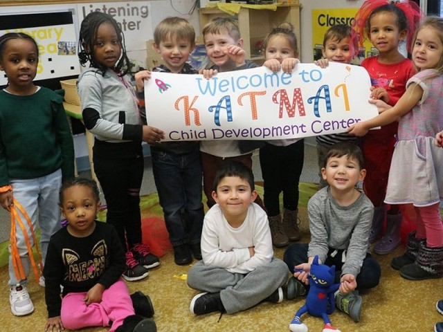 Katmai Child Development Center - Joint Base Elmendorf-Richardson