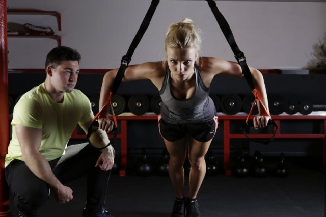 Naval Support Activity Annapolis - Personal Training