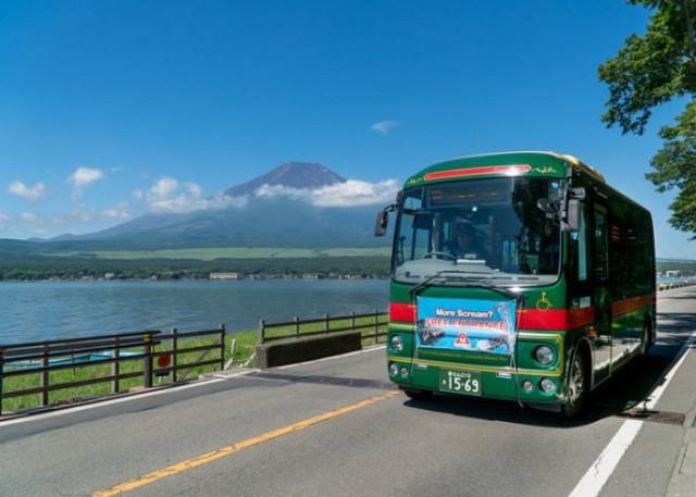 Unit Transportation - Camp Fuji