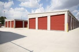 Barksdale AFB - RV Lot and Self-Storage Units