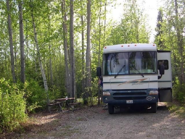 Bear Lake Fam Camp - Eielson AFB