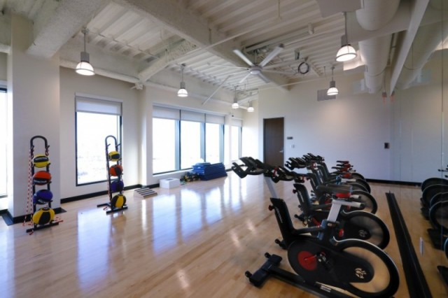 Harbor Drive Fitness Center - Naval Base Point Loma