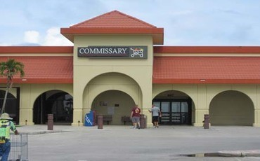 Andersen AFB Commissary