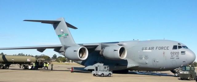 AMC Pax Terminal, Richmond RAAF Base NSW Australia