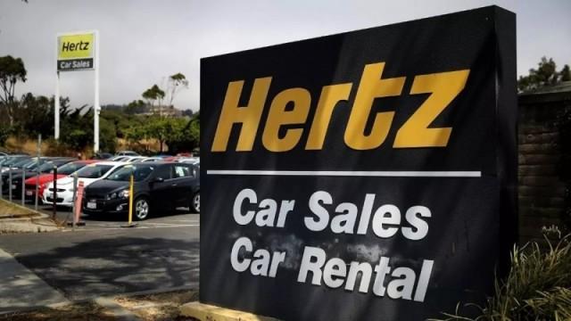 Hertz Cab Company
